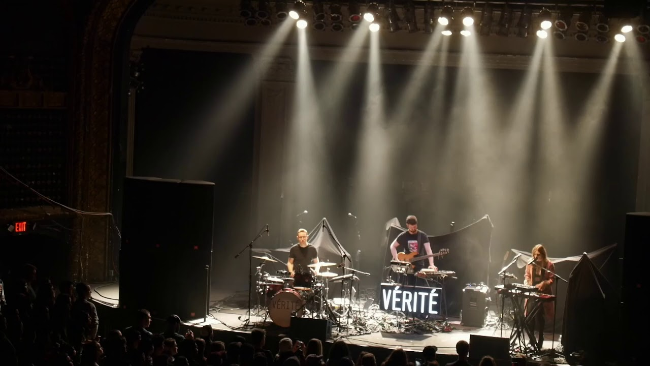 Download VERITE - Somebody Else (The 1975 cover), Live in Columbus