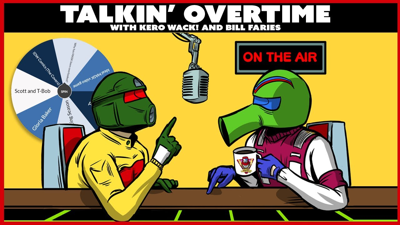 Talkin' Overtime - E9