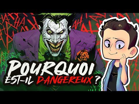 POURQUOI LE JOKER EST VRAIMENT DANGEREUX