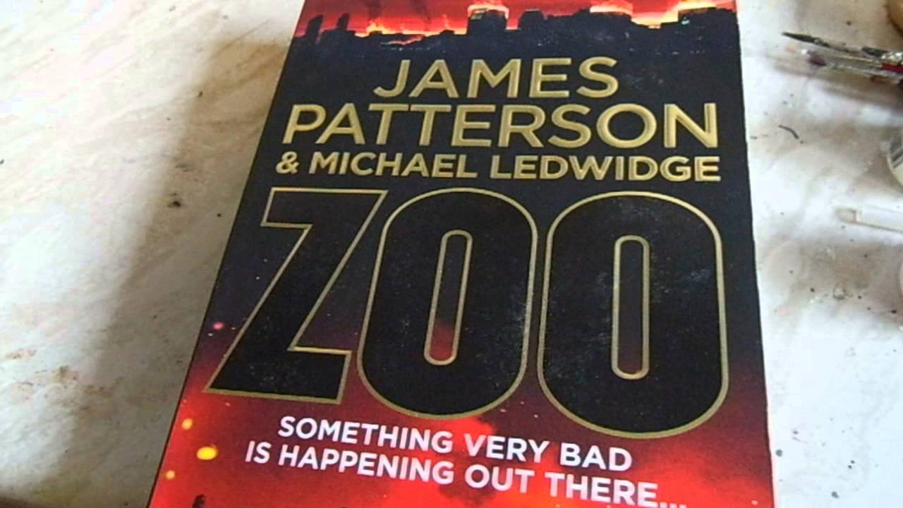 James Patterson Movies to Watch Pinterest Zoo  Amazon co uk  James Patterson  Books