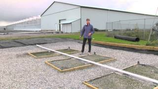 Woodchip Biofilter to Treat Greenhouse Runoff Water