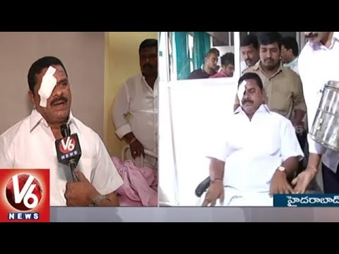 Face To Face With Telangana Council Chairman Swamy Goud   Hyderabad   V6 News