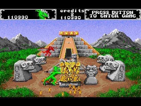 Aaargh! Video Game( PC 1988)