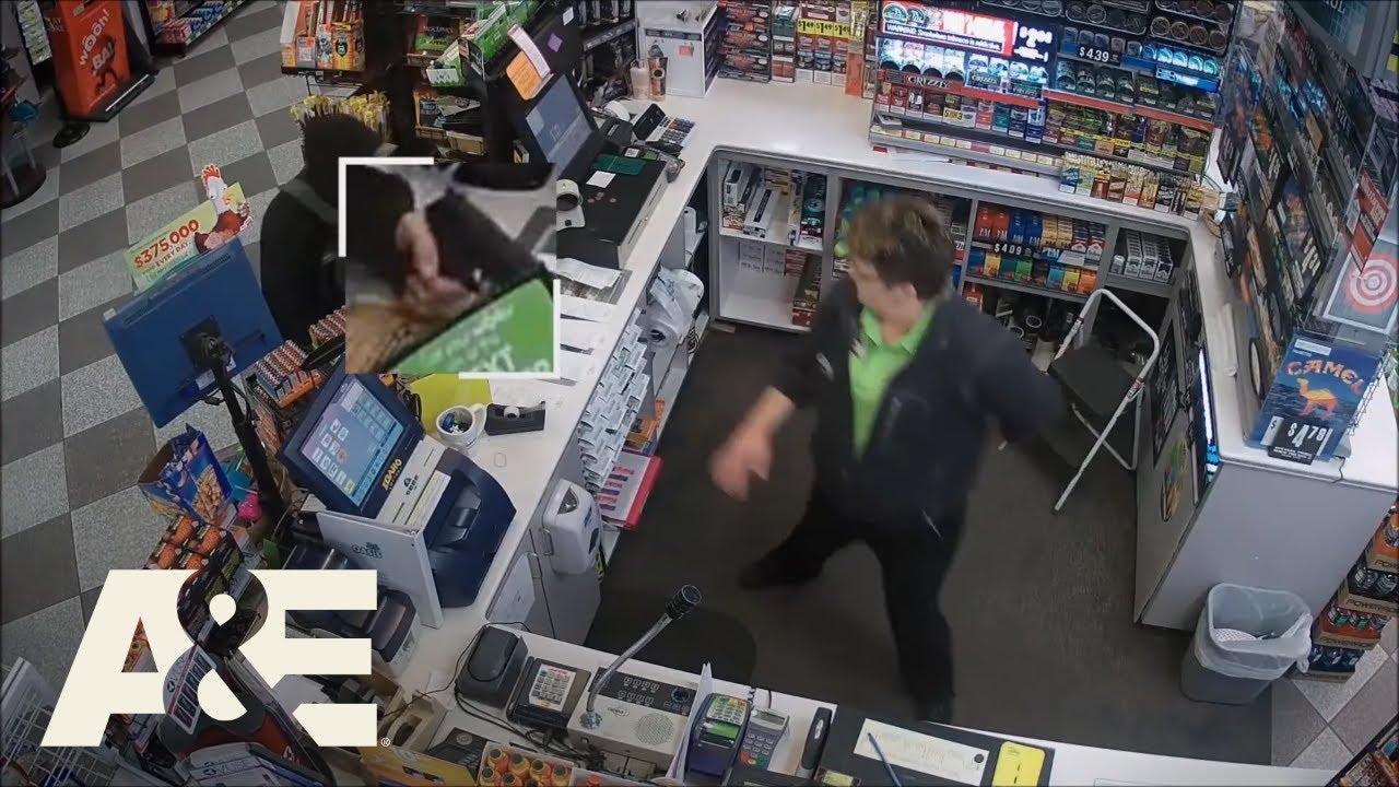 Download Gas Clerk Gets Robbed | I Survived a Crime | A&E