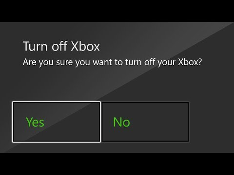 Xbox One Shut Off Trolling