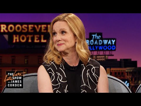 Thumbnail: Laura Linney Has Seen a Ghost. Full Stop.