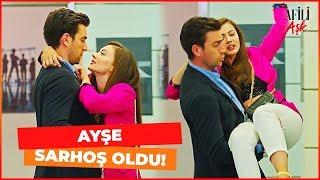 Ayşe SARHOŞ Oldu, Kerem'e Asıldı! - Afili Aşk 16. Bölüm