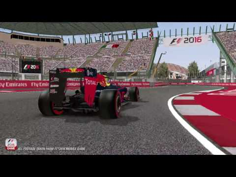 F1 2016 Game Launches On Mobile