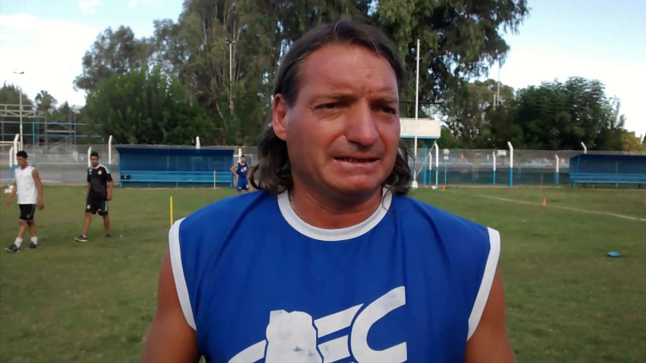 Darío Gianformaggio, DT del CEC - YouTube