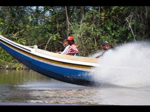 A Pomeroon River Trip, Guyana 2016
