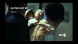 Quỳnh búp bê tập 14 preview - Cảnh uy hiếp cha con Cấn, giải cứu Quỳnh đi trong đêm