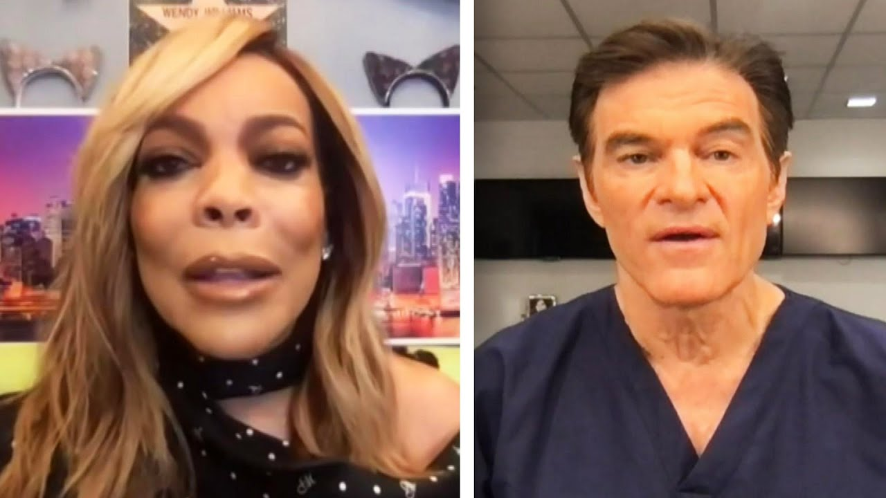 WENDY WILLIAMS - ''I DONT TRUST THE VACCINE''