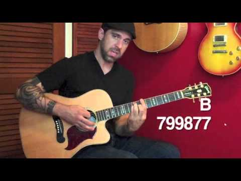 Santeria Sublime Chords Guitar Lesson Youtube
