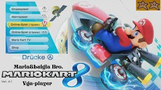 SuperMarioKart 8🏆 🏍Maria&Luigia Bro.🌟🌟 🛵Vga-Player💐🌟✨ DreamTeam ✨🌟