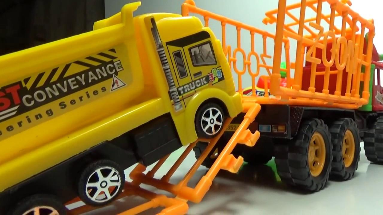 Mainan Mobil Mobilan Youtube