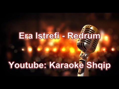 Era Istrefi - Redrum | Karaoke | Lyrics