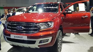 New Ford Everest 2.0L Turbo Titanium+ 4x2 ราคา 1,599,000 บาท
