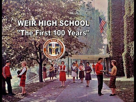 Weir High School - The First 100 Years