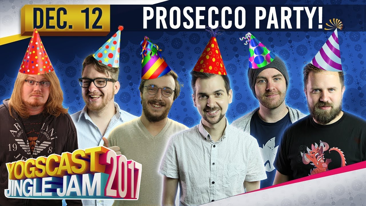 Download PROSECCO PARTY - Werewolf - YOGSCAST JINGLE JAM - 12th December 2017