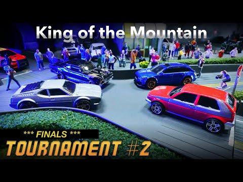 KotM Tournament 2 FINALS - Diecast Street Racing