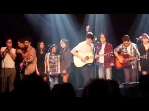 Man in the Mirror- Shawn Mendes and Pine Ridge Students. Leadership Benefit Concert 01/18/15