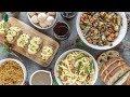 4 Courses Under $40! Affordable Vegan Holiday Menu