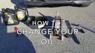 HOW TO change your oil! (Complete guide) (BMW 3 series E90)