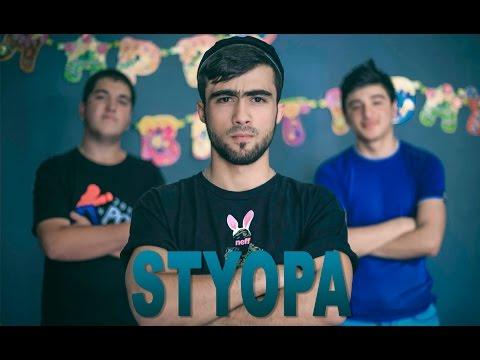 ВЫЗОВ Видео баттл Styopa (RAP.TJ)