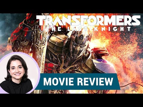 Anupama Chopra's Movie Review of Transformers: The Last Knight