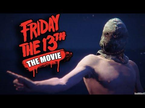 FRIDAY THE 13TH - GTA 5 Los Santos Horror Movie