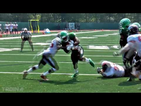 Wagner Vs Concordia 2016 Highlight Video
