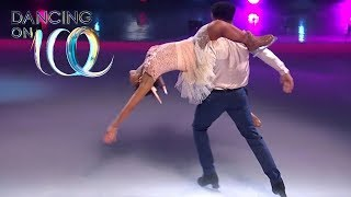 Wes' Skate Is Out of This World | Dancing on Ice 2019