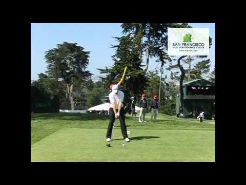 Low Amateur US Open 2012 Jordan Spieth Golf Swing