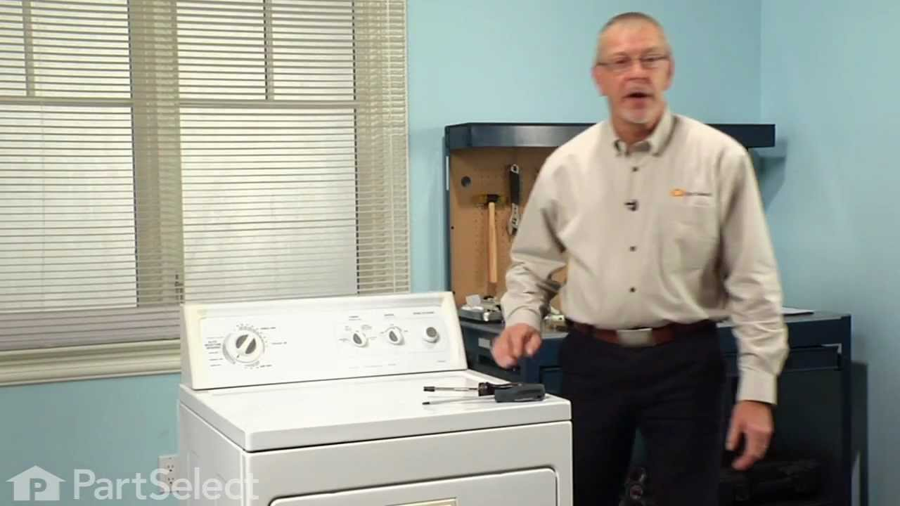 dryer repair replacing the heating element wire kit whirlpool part 279457  [ 1280 x 720 Pixel ]