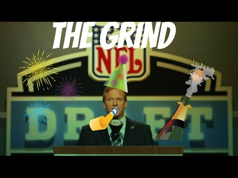 DRAFT NIGHT.. DID ALL THE GRINDING PAY OFF?? I THE GRIND I EP 44