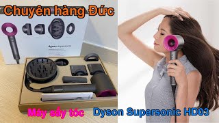 Máy sấy tóc Dyson Supersonic HD03- Minh Hương chuyên hàng Đức - 0835191146 - Zalo 0915342887