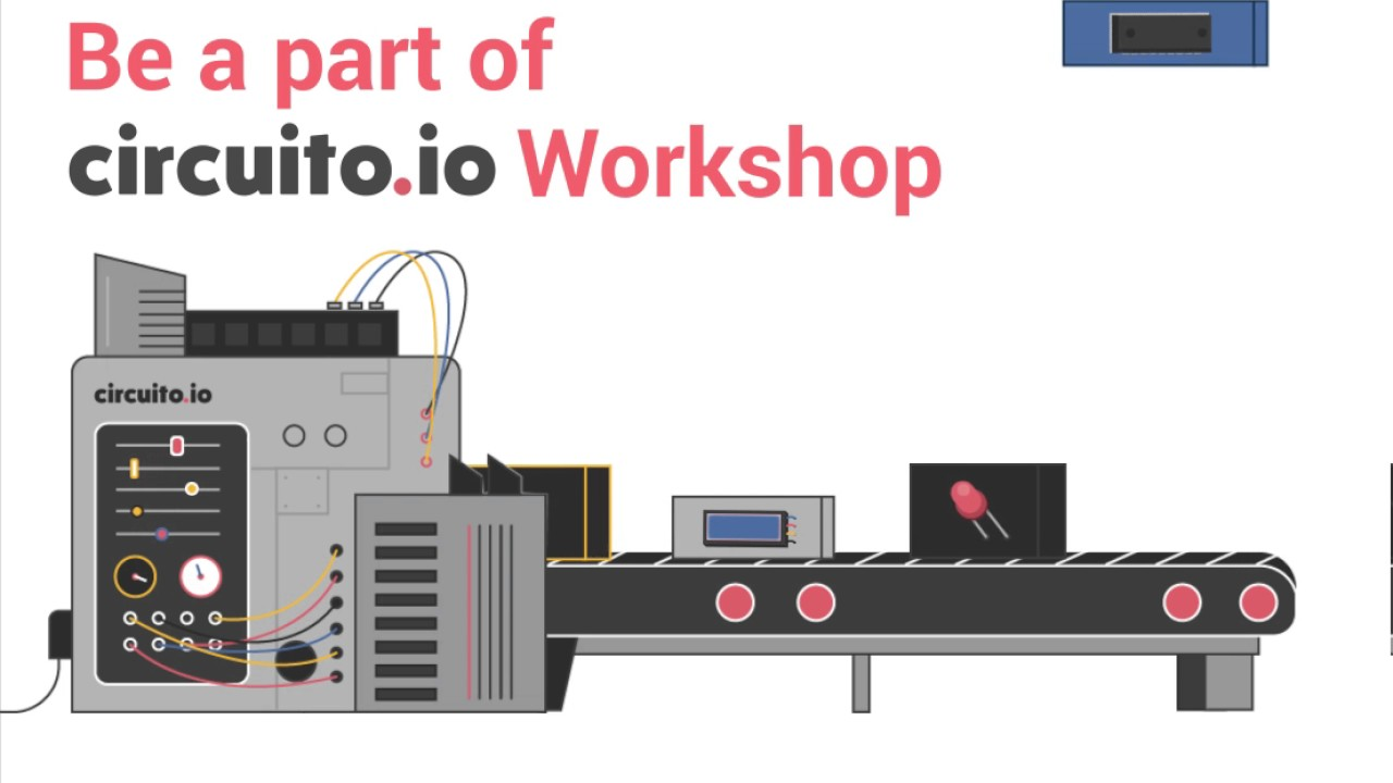 Circuito Io : Add a part be circuito workshop youtube