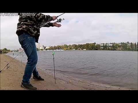 рыболовные места в ростове на дону