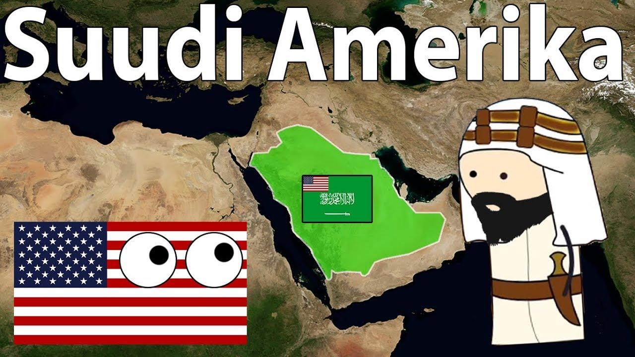 Din Tüccarı Suudi Amerika - Suudi Hanedanı Hakkında İlginç Bilgiler!