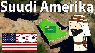 Din Tüccarı Suudi Amerika - Suudi Hanedanı Hakkınd
