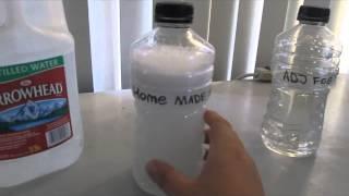 How to Make Fog Fluid / How to Make Fog Juice