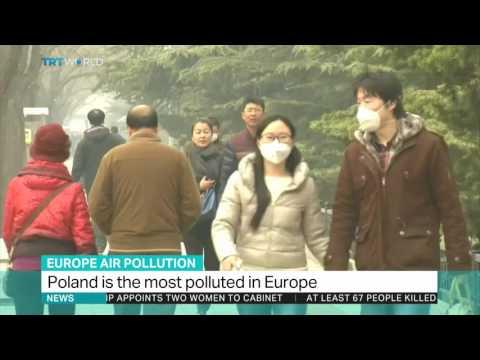 Alberto Gonzalez Ortiz, European Environment Agency air pollution