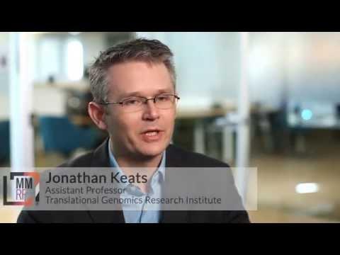 Jonathan Keats on MMRF CoMMpass Study