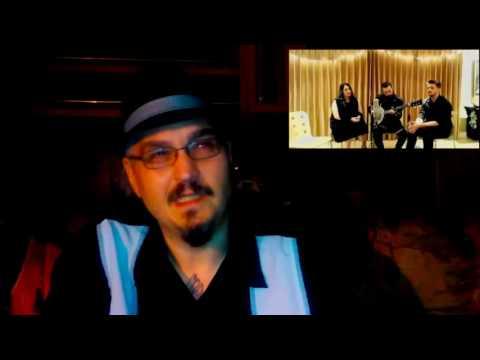 Reaction to Avi Kaplan & Friends   Man of Constant Sorrow Live