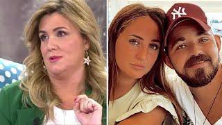 La inesperada noticia de Carlota Corredera contra Antonio David Flores y Rocío Flores