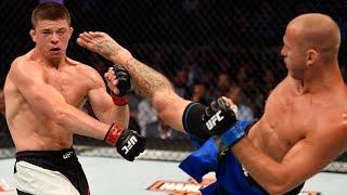 Best KO Combos in UFC History