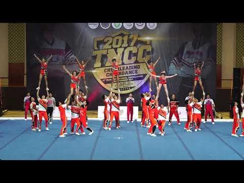 TNCC2017 Cheerleading All Star TigerArmy RSU.