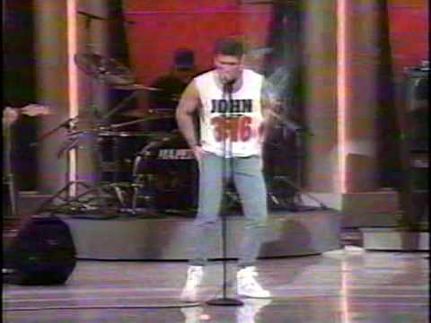 Billy Ray Cyrus - Achy Breaky Heart (LIVE)