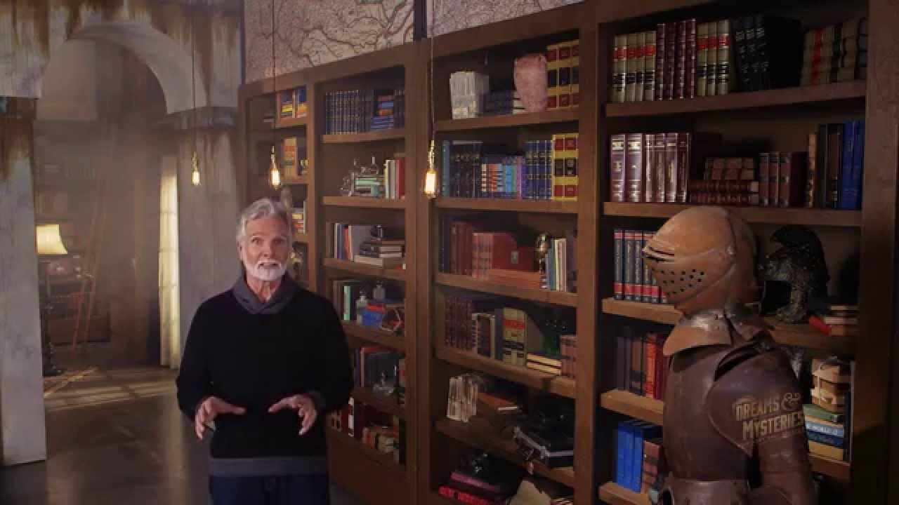 Dreams & Mysteries - The Mystery of Prayer