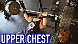 Get Bigger | Upper Chest | Ep.  3